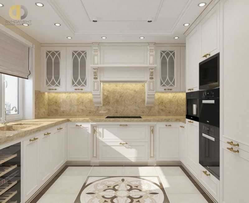Дизайн кухни - ТОП 150 фото эксклюзивных новинок 100