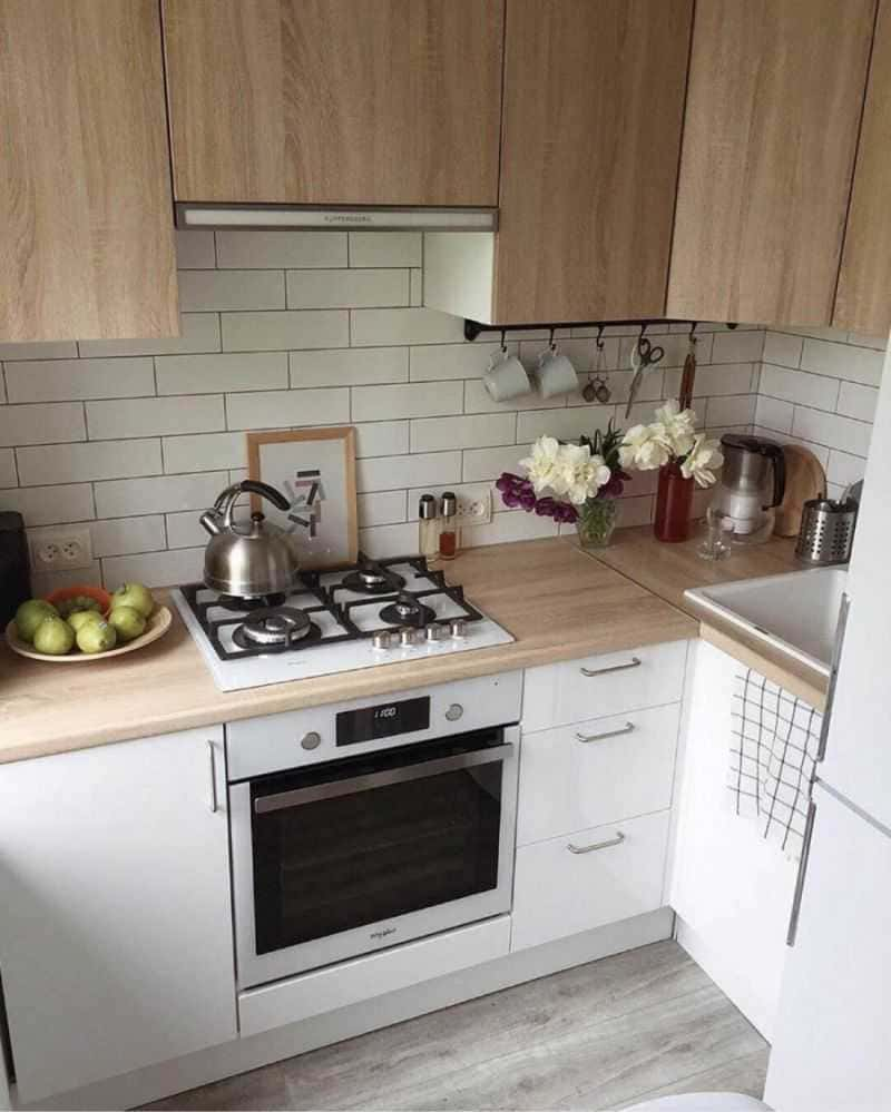 Дизайн кухни - ТОП 150 фото эксклюзивных новинок 103