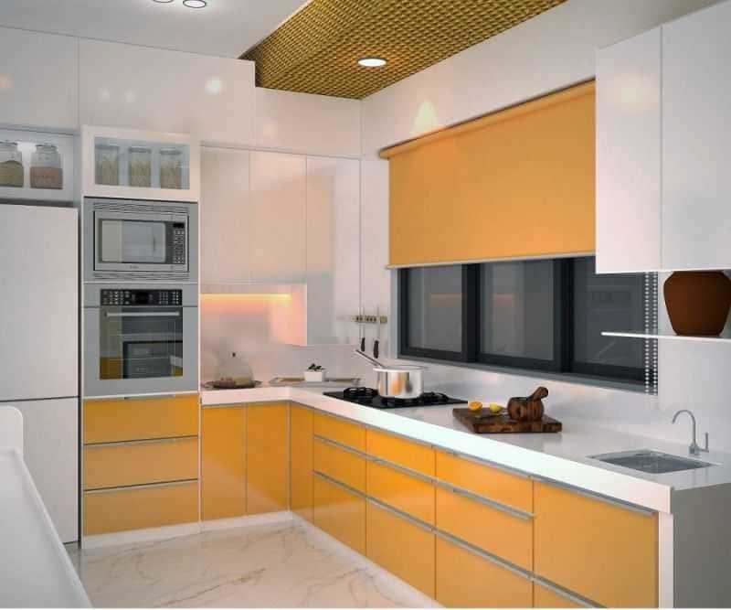 Дизайн кухни - ТОП 150 фото эксклюзивных новинок 104