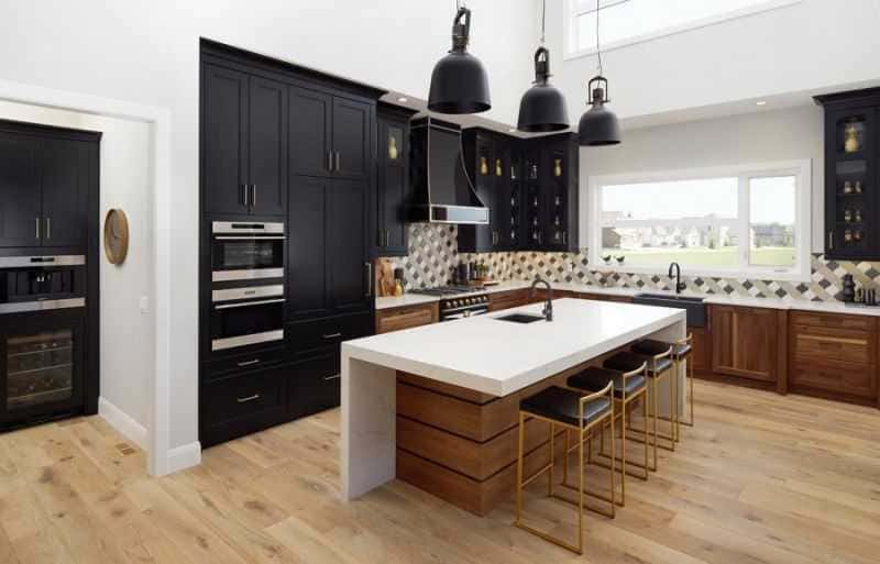 Дизайн кухни - ТОП 150 фото эксклюзивных новинок 107