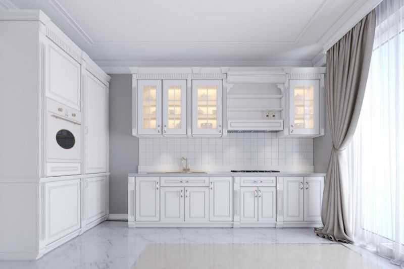 Дизайн кухни - ТОП 150 фото эксклюзивных новинок 109