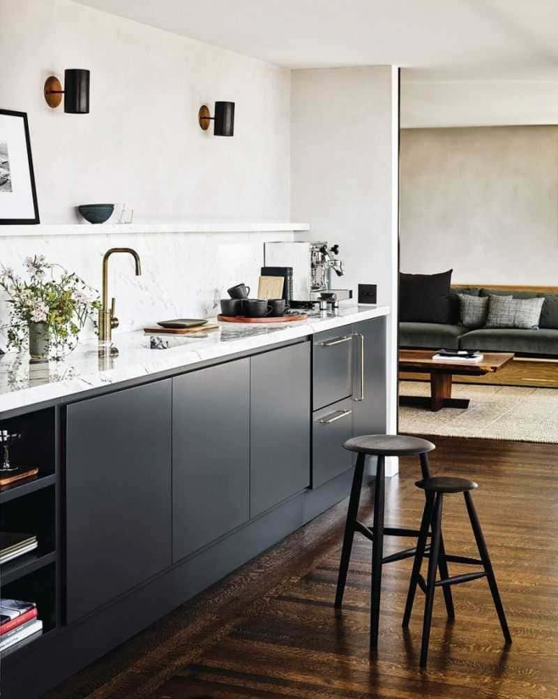 Дизайн кухни - ТОП 150 фото эксклюзивных новинок 114